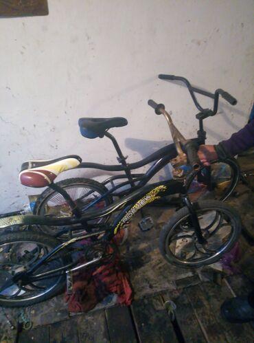 диски борбет а в Кыргызстан: Продаю два велика BMX оба сразу а не один великОКОНЧАТЕЛЬНО!!! Если