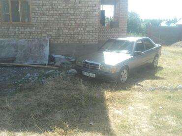 Mercedes-Benz в Кыргызстан: Mercedes-Benz 190 (W201) 2 л. 1987