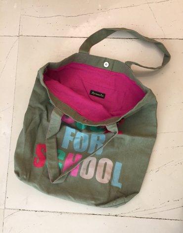 Acessorize ευρύχωρη τσάντα . Κατάλληλη για βιβλιά .  σε Υπόλοιπο Αττικής - εικόνες 2