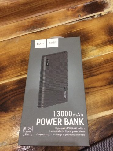 Power bank hoco 13000 mAh в Бишкек