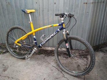 продаю велосипед  Corratec  . на базе профессиональной рамы  с в Бишкек