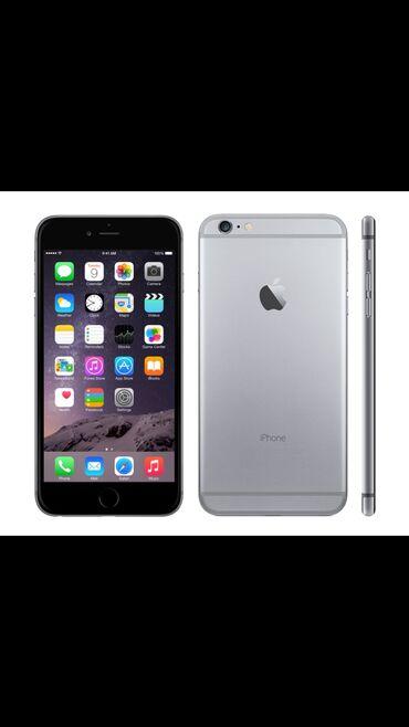 touch 6 в Кыргызстан: Б/У iPhone 6 16 ГБ Черный
