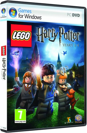 Leggo harry potter - igrica za pc / laptop - Nis