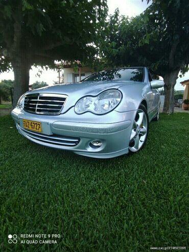 Mercedes-Benz C 200 2.2 l. 2006 | 500000 km