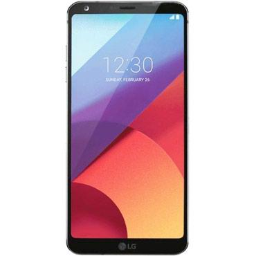 lg-g6 в Азербайджан: LG G6 (4GB,32GB,Black)Kredit kart sahibləri 18 aya qədər kreditlə