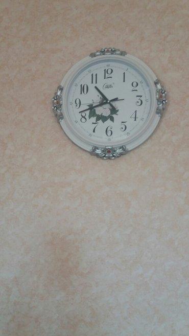 Bakı şəhərində Saat tezedi