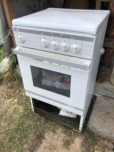 духи d g imperatrice в Кыргызстан: Комбинированная газо-электрическая плита. Рассчитан на природный газ