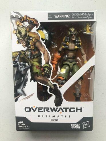 Overwatch Ultimates Series - Junkrat  Novo i neotpakovano