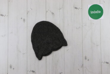 Жіноча в'язана шапка Mango    Довжина: 21 см Ширина: 20 см  Стан гарни