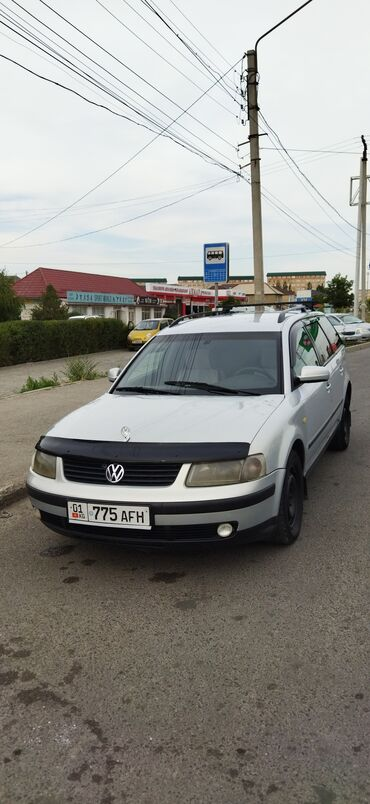 Транспорт - Баетов: Volkswagen Passat 1.9 л. 1999   243000 км