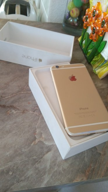 Iphone 6 gold 16 usa в Бишкек