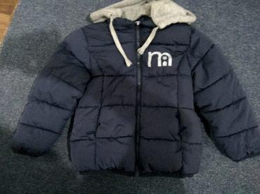 Тёплая курточка на мальчика 7-9 лет на в Бишкек