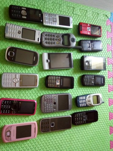 Nokia tj Ima lot neispravnih i neispitanih sad nekom fali baterija - Krusevac