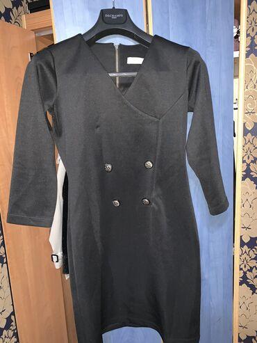Продаю платье. Чёрное короткое. 40 размер(S-M). Турция . Не носила