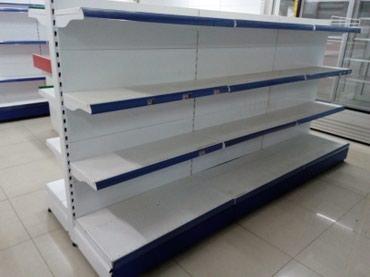 Продаю стеллажи односторонние и в Бишкек
