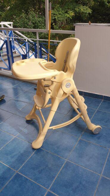 "Stolice za hranjenje - Srbija: Prodajem polovnu stolicu za hranjenje marke ""Neonato"" (made in Italy)"