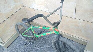 Продам Bmx, бмх, велосипед, велик в отличном состоянии. Всё на