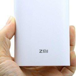 Xiaomi ZMI 4G WiFi Роутер + Powerbank на 7800 Mah новый в Бишкек