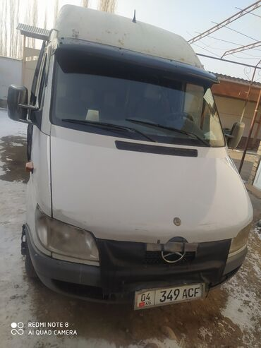 Mercedes-Benz Sprinter 2.9 л. 2003
