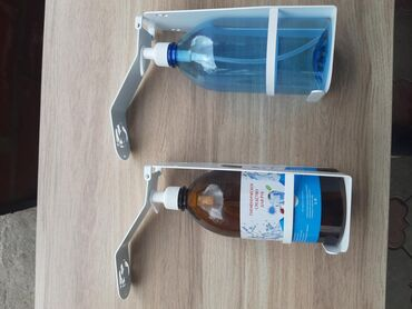 Локтевые дозаторы для гигиенических растворов