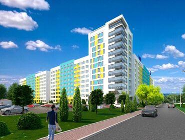 квартиры в бишкеке в рассрочку на 5 лет в Кыргызстан: Продается квартира: 1 комната, 41 кв. м