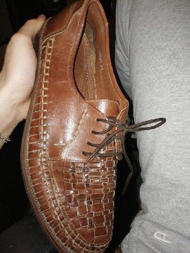 Na prodaju cipele, malo nošene, veličine 46.Cena je 1000 dinara, Cena