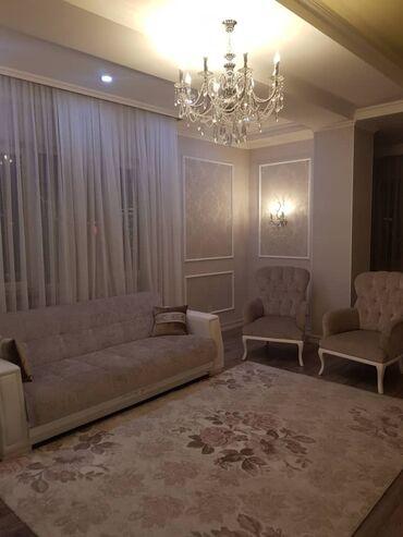 авангард стиль цены на квартиры in Кыргызстан | ПРОДАЖА КВАРТИР: 3 комнаты, 103 кв. м, С мебелью