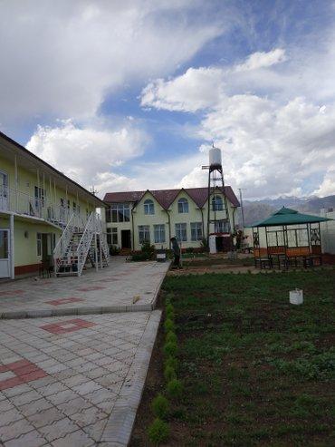 Продам гостевой дом на Иссык-Куле, в селе Тамчы функционирующий бизнес in Бишкек