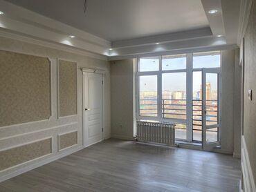Продажа квартир - Бишкек: Элитка, 3 комнаты, 76 кв. м Лифт, Без мебели, Евроремонт
