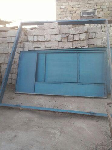 Darvazalar iwmiw - Azərbaycan: Darvaza wvelerdendi mohkemdi uzunu 2.60 hun 3.50 qiy 450 azn *sara