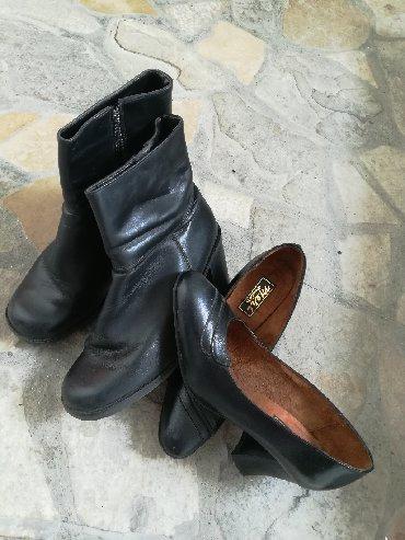 Fly-fs502-cirrus-1 - Srbija: 1 čizme gležnjače i 1 cipele elegantne u besprekornom stanju vel 38
