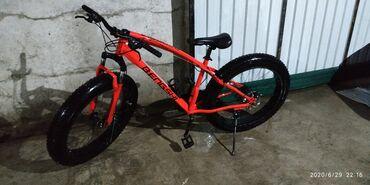 Продаю велосипед фэтбайк. Цена окончательная. Состояние отличное. Сроч