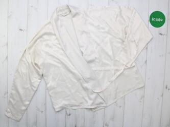 Рубашки и блузы - Размер: M - Киев: Женская блуза-накидка Next, р. М    Длина: 60 см Рукав: 45 см Пог: око