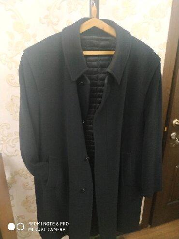мужское пальто черное в Кыргызстан: Мужские пальто 3XL