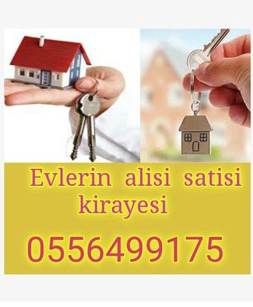 Emlak ev alqi satqi kiraye 420 azn в Bakı
