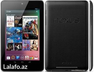 Asus nexus 7 32gb wifi, в отличном в Bakı