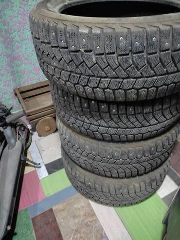 очок кана фото in Кыргызстан   ОЧОК: Продаю: шипованная резина в идеальном состоянии. Комплект 4 штуки