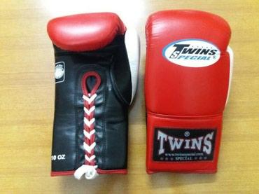 Боксерские кожаные перчатки  в Бишкек