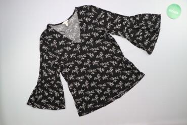 Жіноча кофтинка з гілочками квітів H&M, p. S    Довжина: 63 см Шир