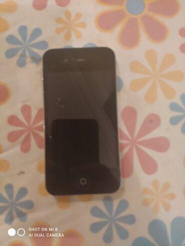 iphone 4 telefonunu al - Azərbaycan: İşlənmiş iPhone 4