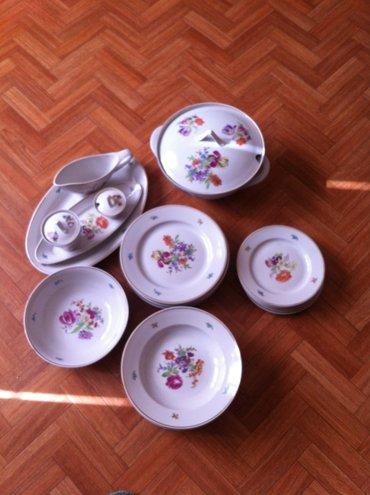 продаю сервизный суповый набор посуд, пр-во Россия с союзных времен. в Бишкек