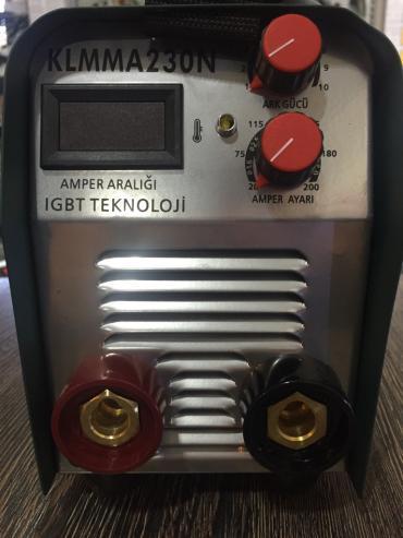 Инверторный сварочный аппарат mma-230n igbt в Бишкек