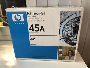 Toner HP Q5945A, 45A, novo, uvoz CH - Smederevo