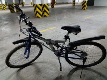 Корейский велосипед 21 скоростей  Японская система Shimano 2 амортизат в Бишкек