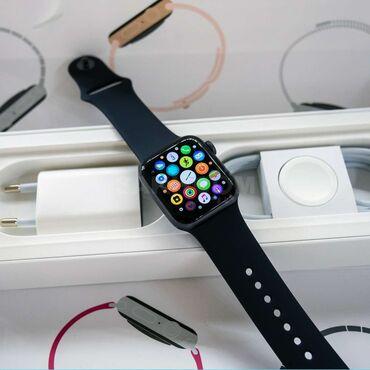 apple 4 s - Azərbaycan: Qara Uniseks Qol saatları Apple