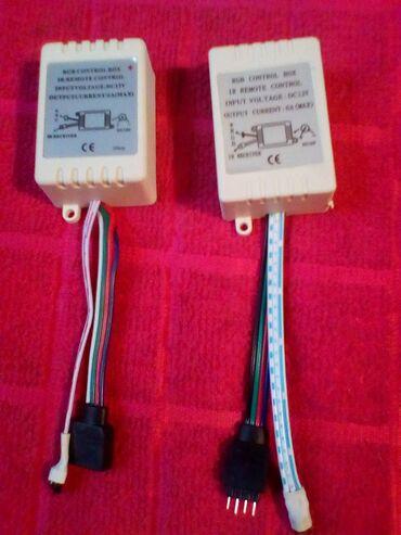 RGB IR kontroler za,LED trake