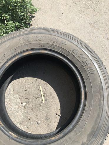 Продаю летнию резину 245/70/17 в Бишкек