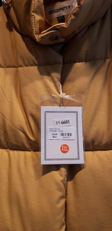 Balonka kurtka. 55 azne alinibaz geyilib. 30azne satilir