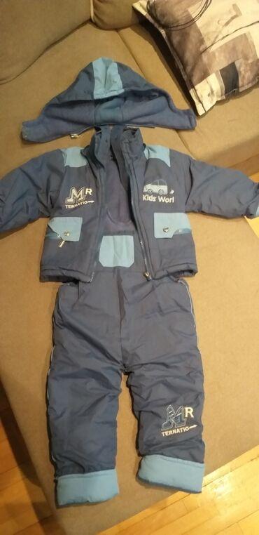 Skafander - pantalone i jakna u odlicnom stanju, velicina za bebu od
