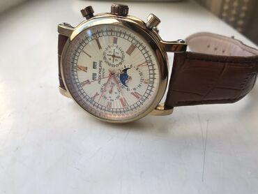 chasy original patek philippe geneve в Кыргызстан: Продается часы Patek Philippe с автоподзаводом, сост отличная